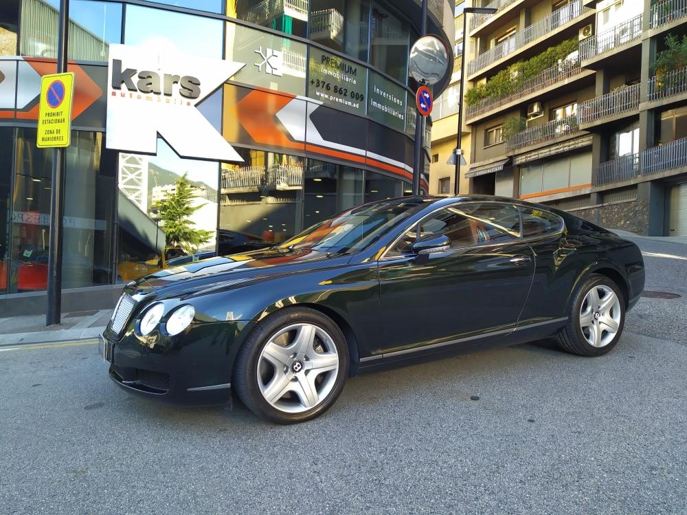 Bentley - Continental - GT 560   32.560 €