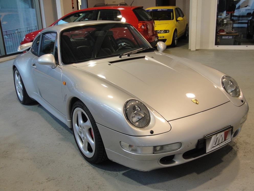 Porsche - 993 - 911 TURBO    150.000 €