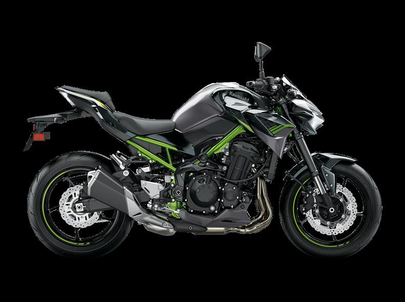 Kawasaki - Z 900 - 95CV PERMÍS A2 35KW   8.277 €