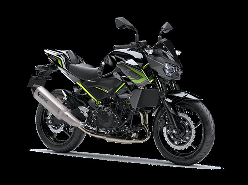 Kawasaki Z 400 5828,0000
