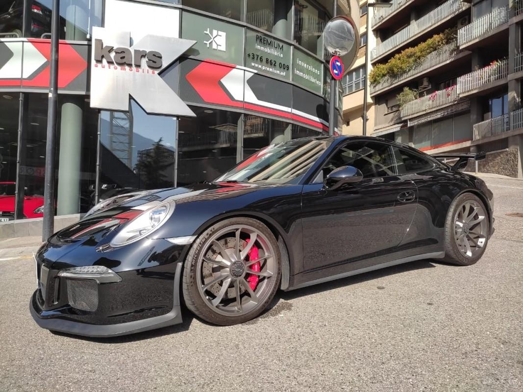 Porsche - 911 - 991 GT3 - CLUB SPORT CLUB SPORT Benzina  2014  -