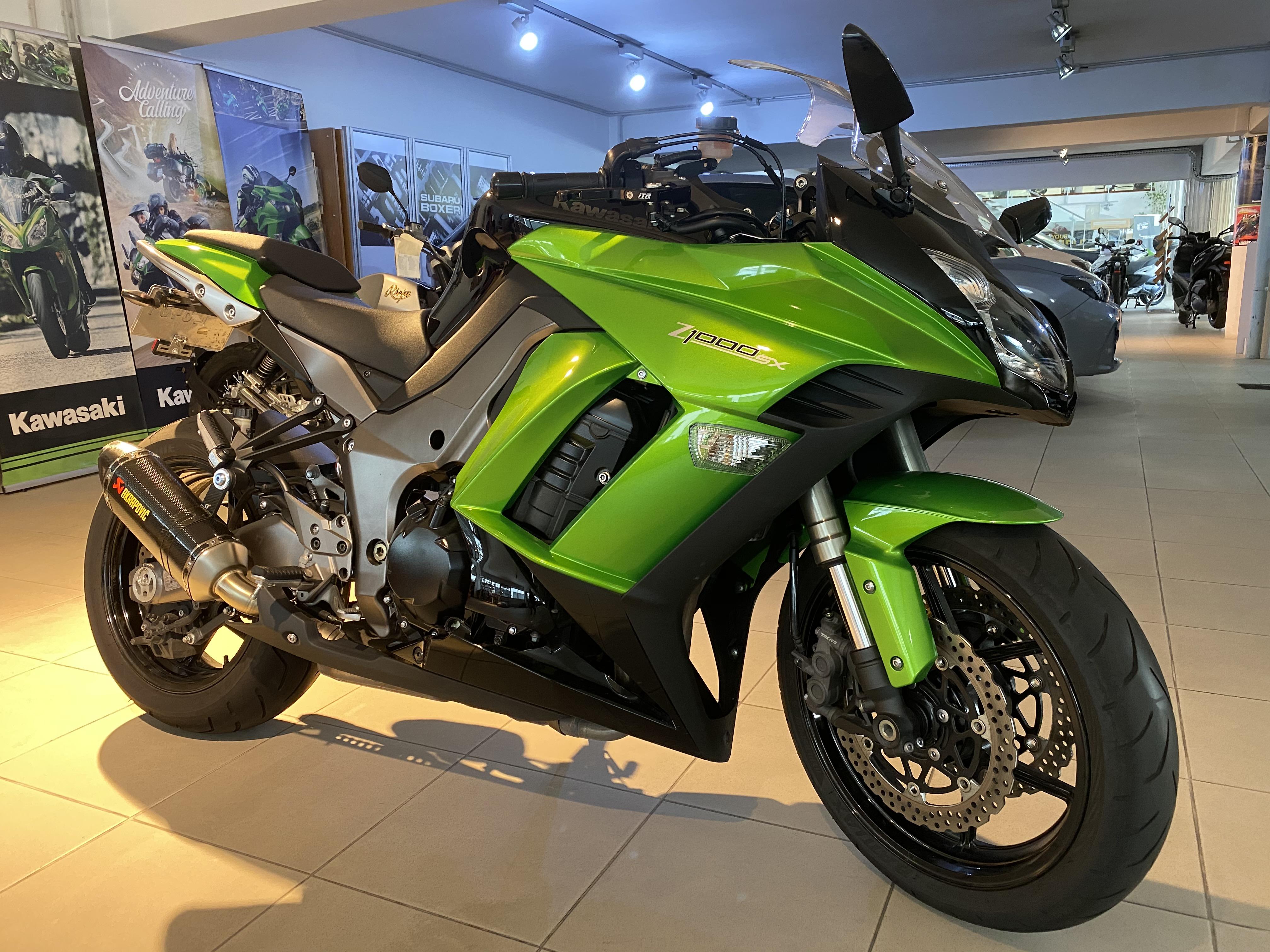 Kawasaki Z 1000 SX 8000,0000