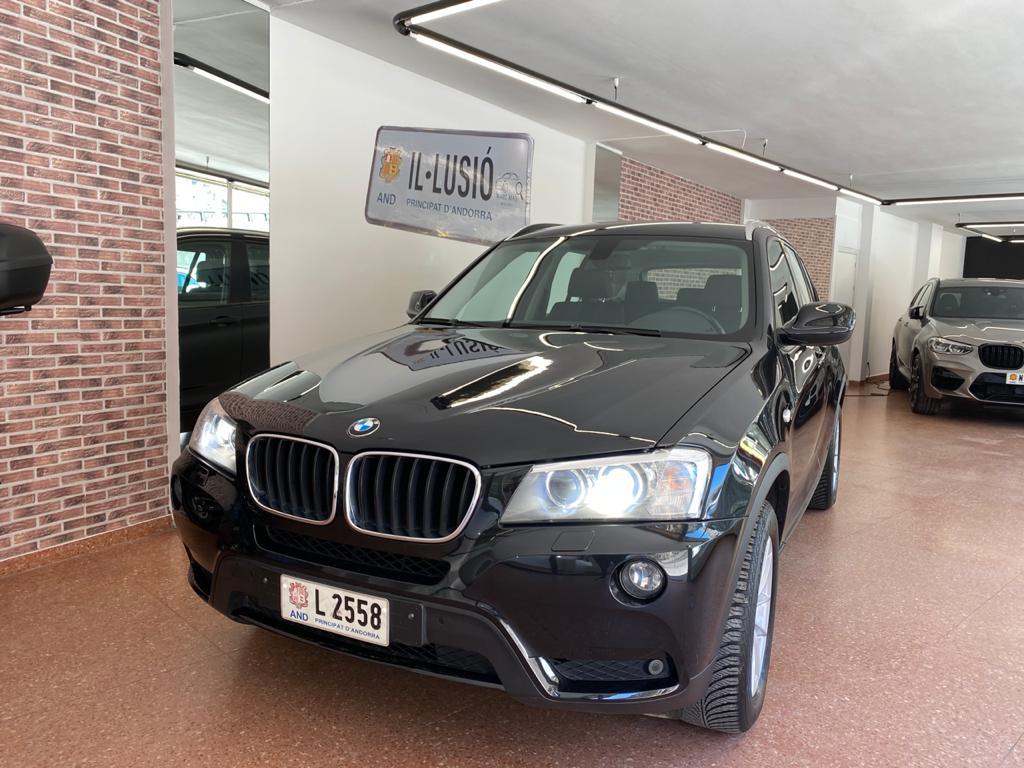 BMW - X3 - XDRIVE 2.0 D   15.700 €