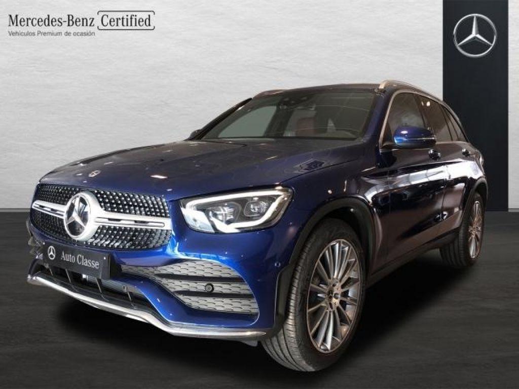 Mercedes-Benz - GLC 200 - D   A Consultar
