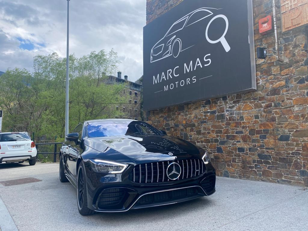 Mercedes-Benz - AMG GT Coupe - 63  4 MATIC   A Consultar