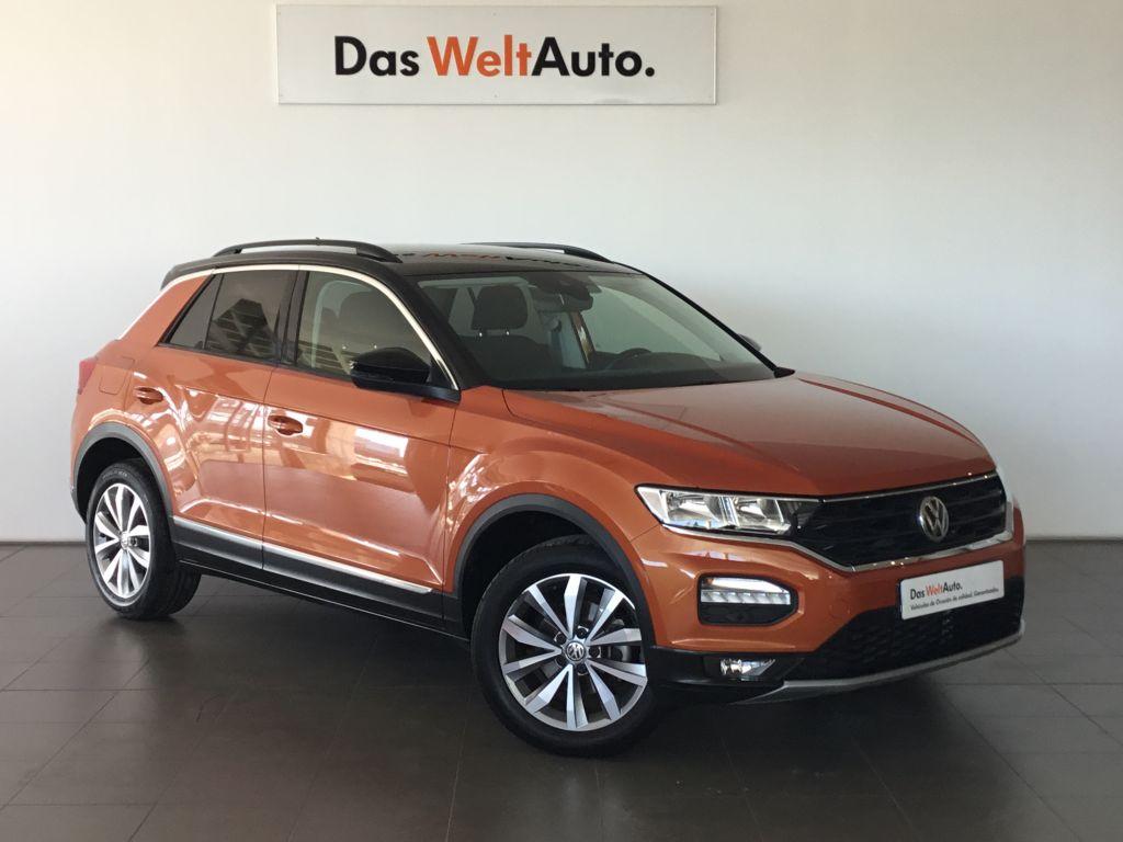 Volkswagen - T-Roc - ADVANCE 1.6 TDI   20.400 €