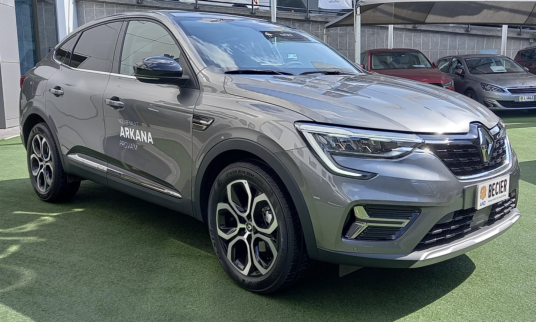 Renault - ARKANA - 1.3 TCE EDC 1.3 TCE EDC Benzina  2021  1.700 Km