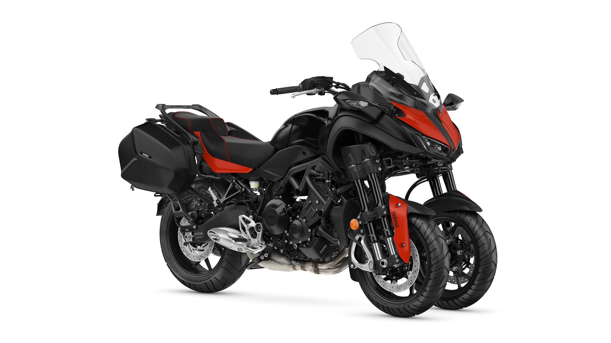 Yamaha - NIKEN - GT   14.999 €