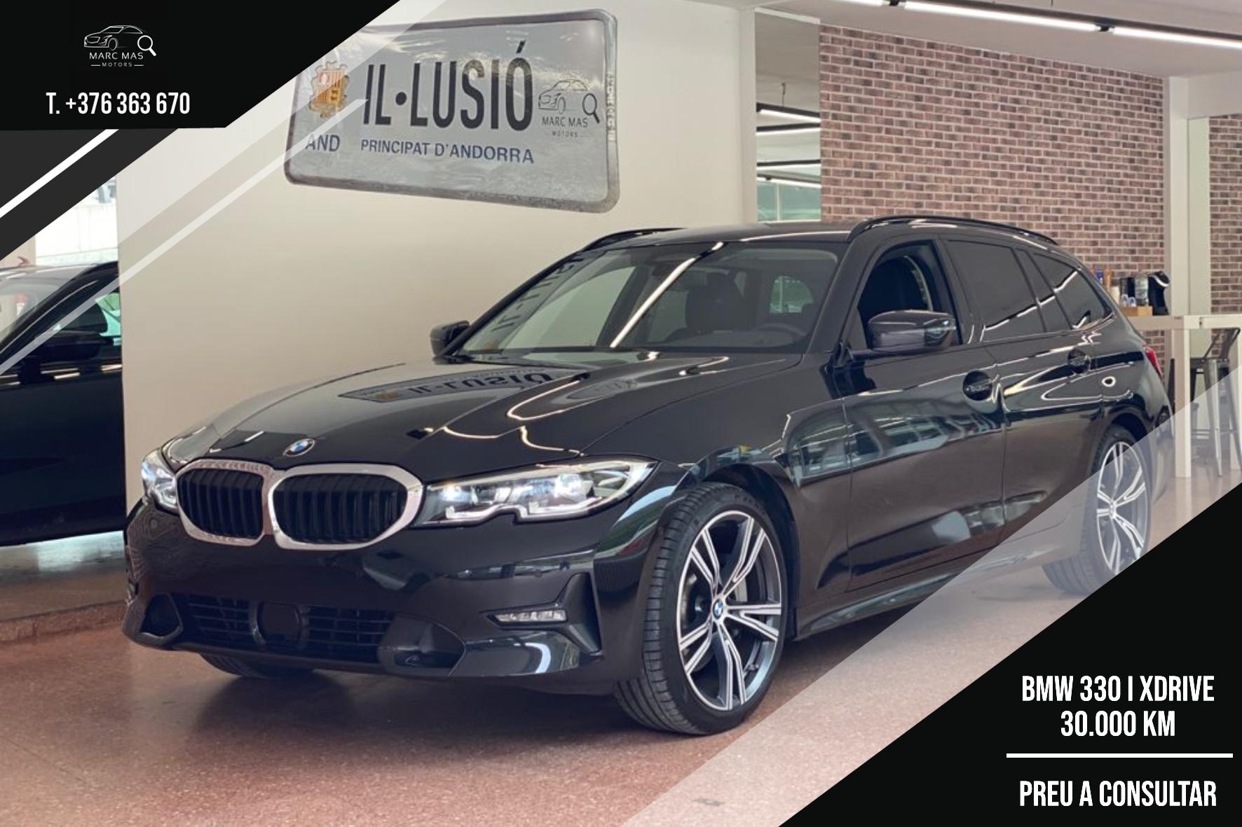 BMW - 330 i XDRIVE  - 330 I XDRIVE   A Consultar