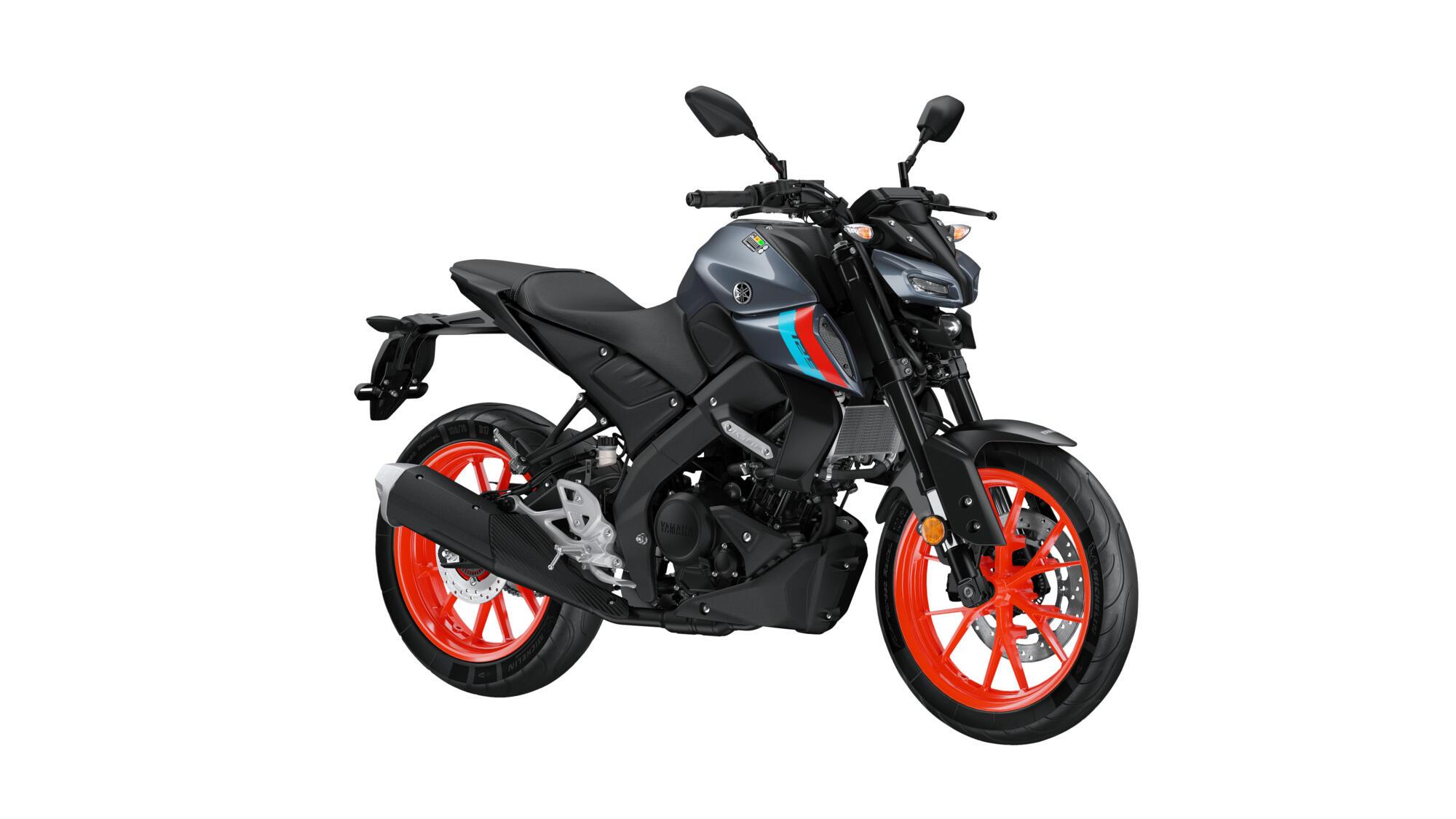 Yamaha - MT 125   4.490 €