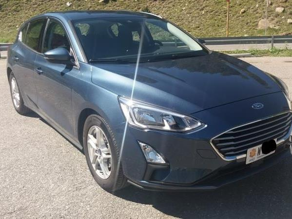 Ford - Focus - 1.0 ECOBOOST TREND EDITION   14.000 €