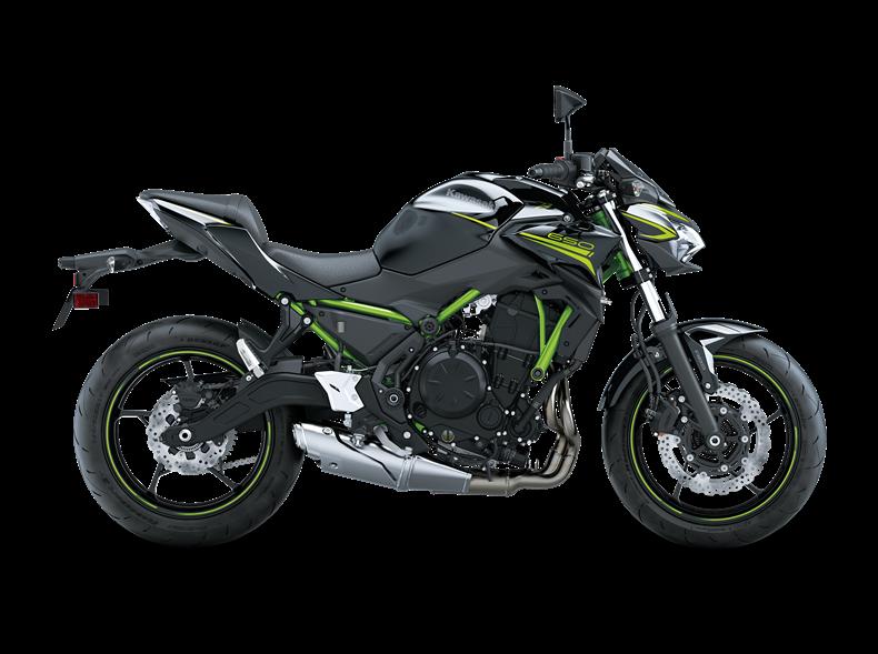 Kawasaki - Z 650 - 2020   6.616 €