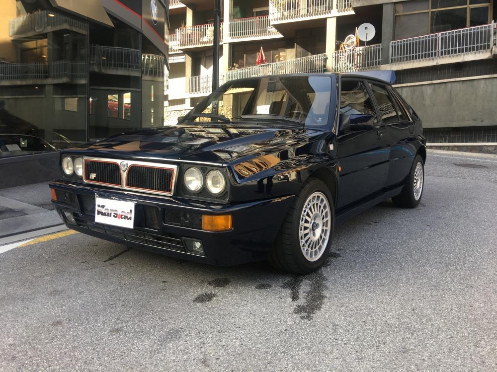 Lancia - Delta   54.900 €
