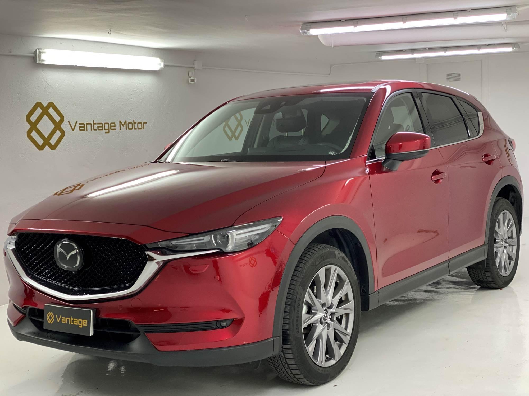 Mazda - CX-5 - 2.5 G SKYACTIVE   22.900 €
