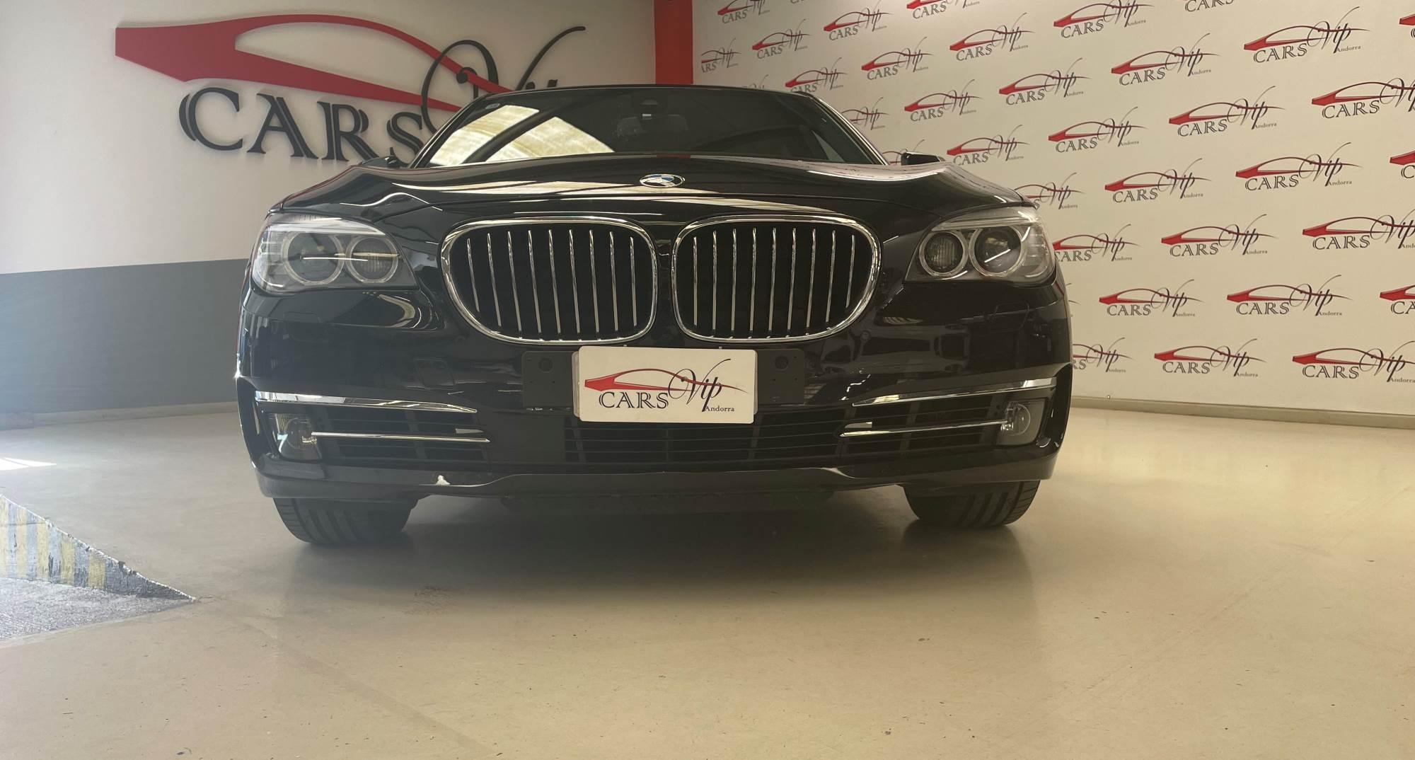 BMW - 730 - 730 D Xdrive 730 D Xdrive Dièsel  2015  115.000 Km
