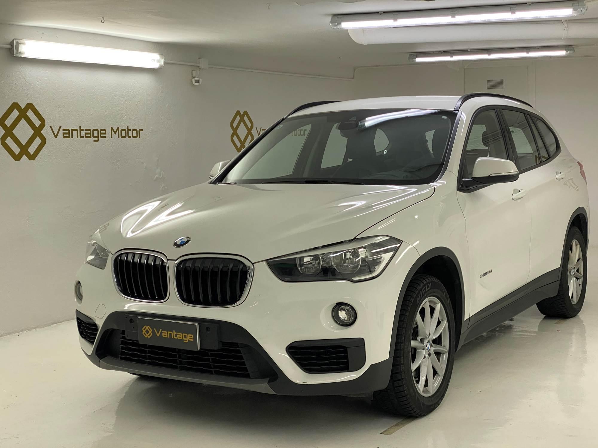 BMW - X1 - 20 D XDRIVE 20 D XDRIVE Dièsel  2015  105.500 Km