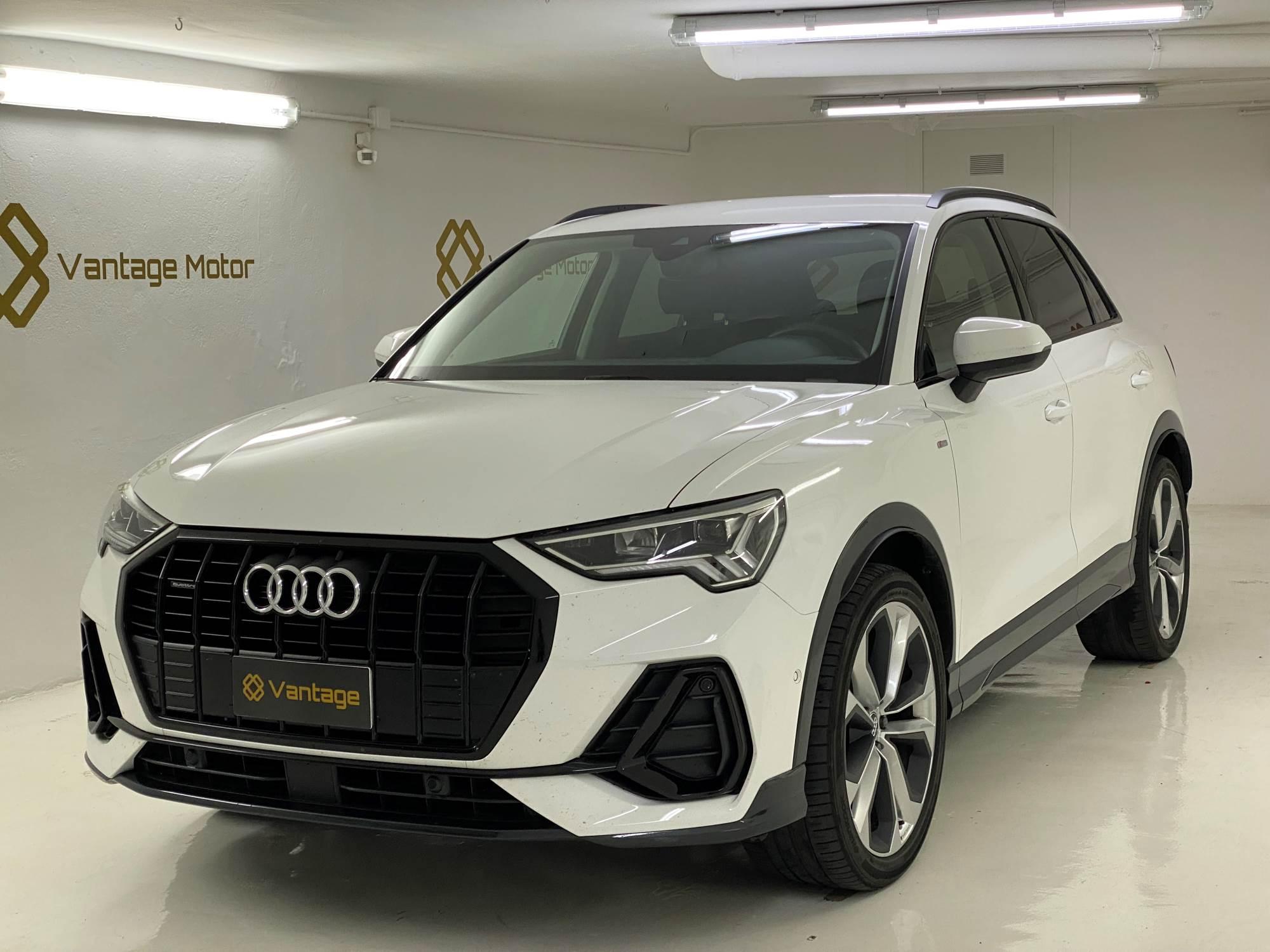 Audi - Q3 - 45 TFSI QUATTRO 45 TFSI QUATTRO Benzina  2018  50.000 Km