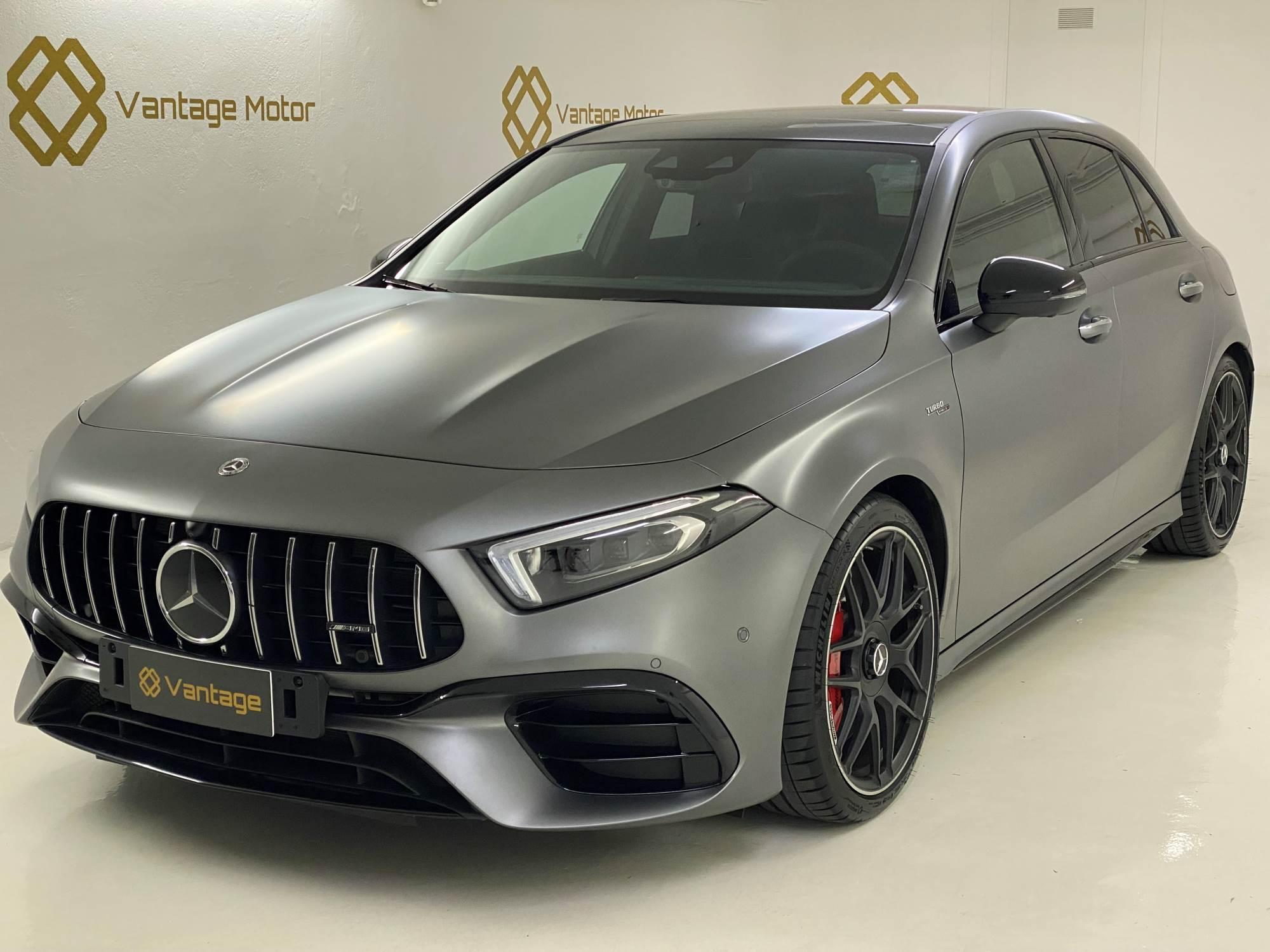 Mercedes-Benz - AMG A 45 S 4MATIC   Benzina  2020  21.900 Km