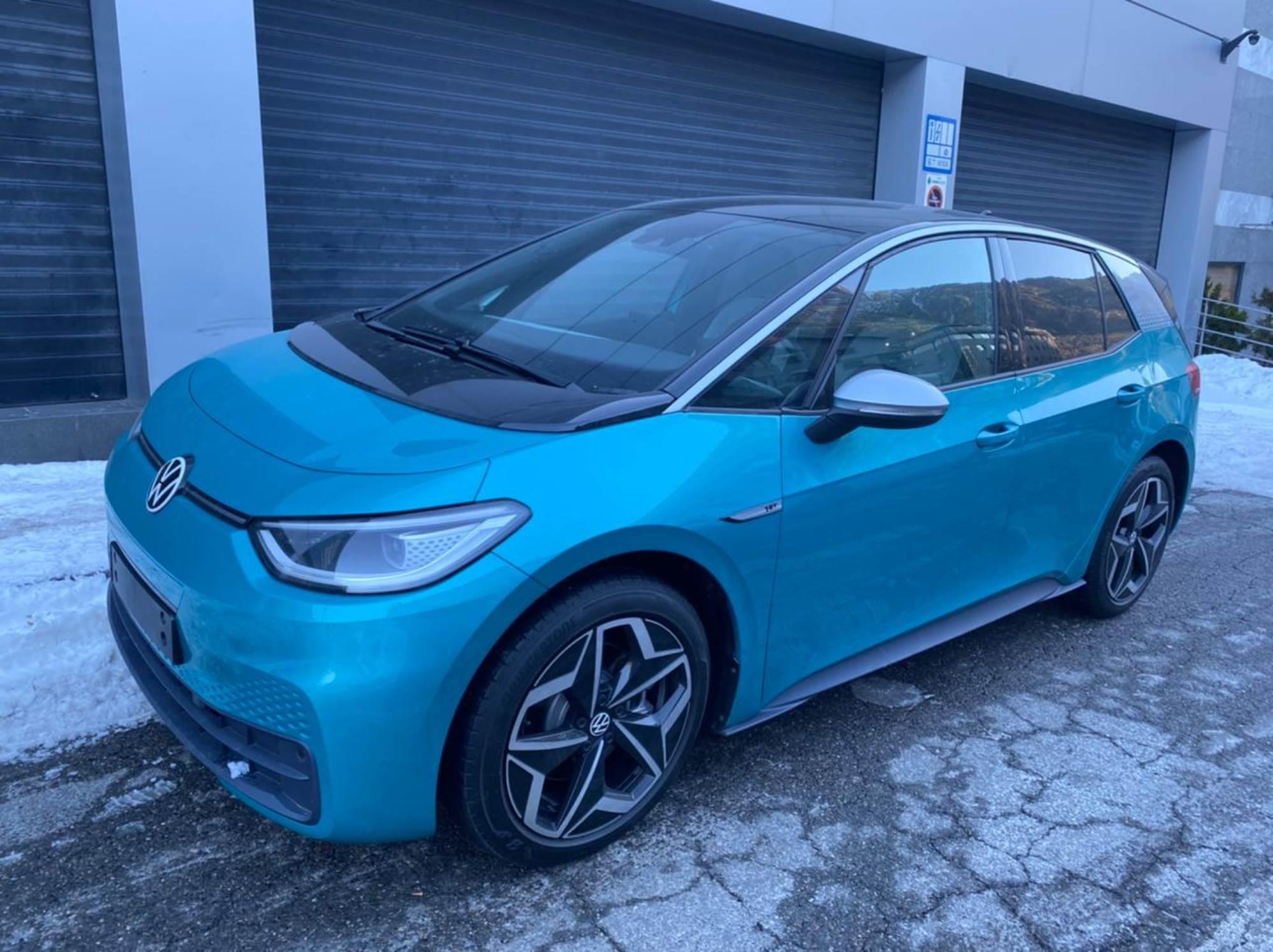 Volkswagen - ID.3 - PRO 204CV   499 €