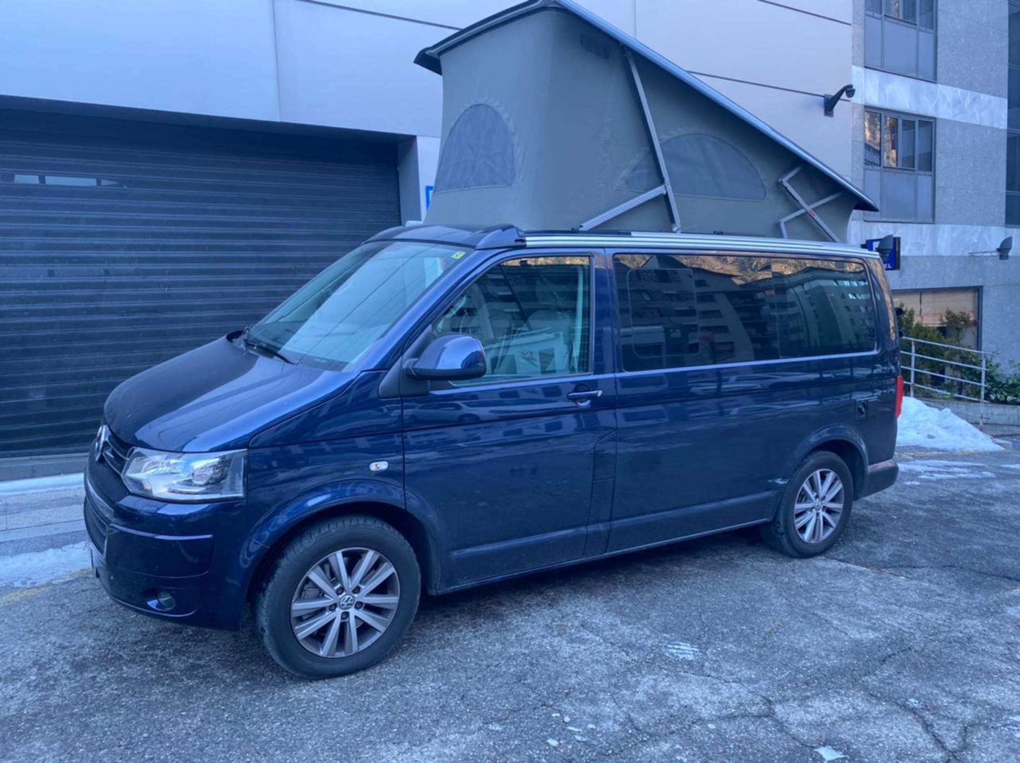 Volkswagen - California - Ocean 2.0tdi 4motion    A Consultar