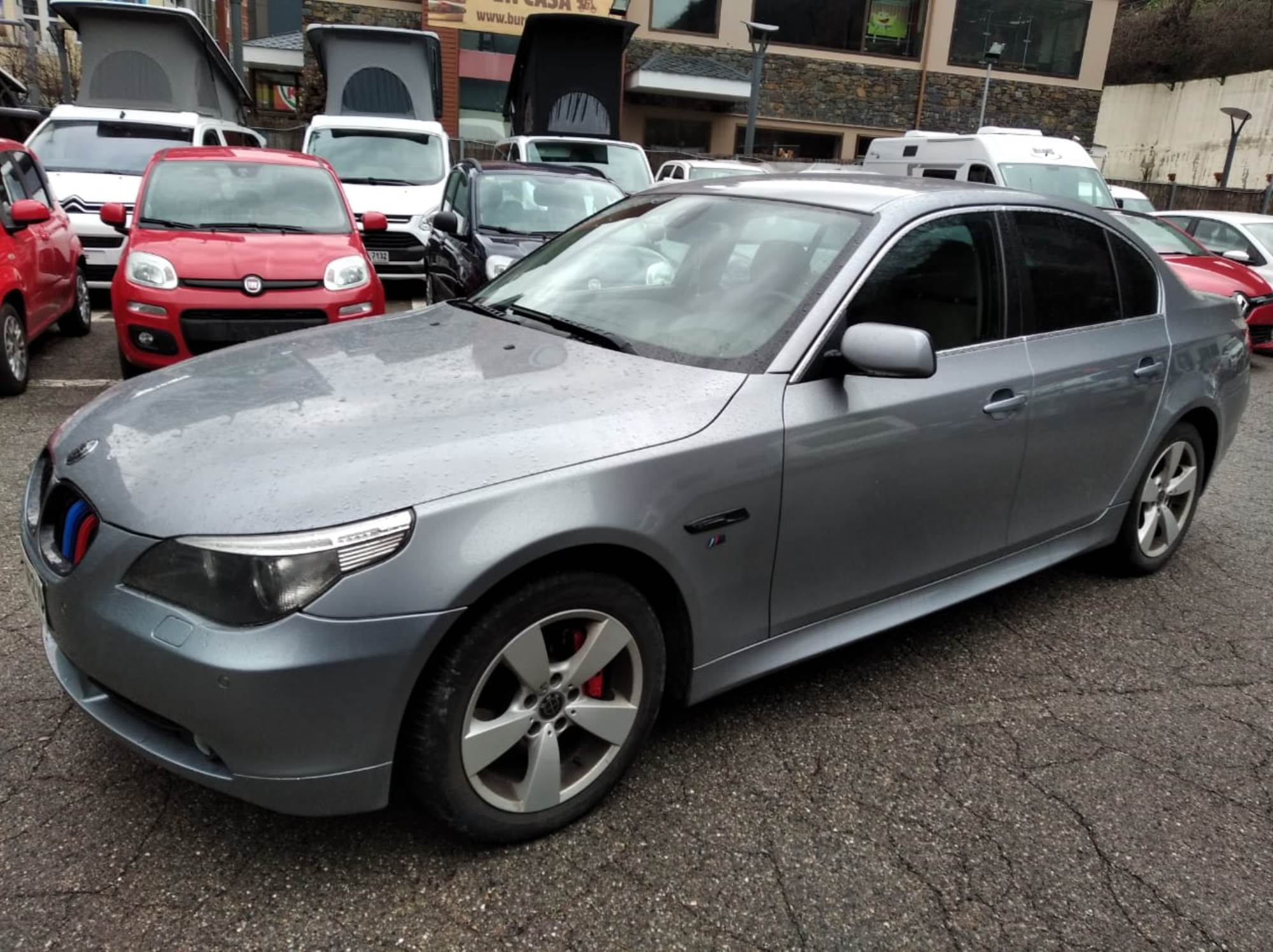 BMW - 525 -  XI TRACCIÓ TOTAL   7.900 €
