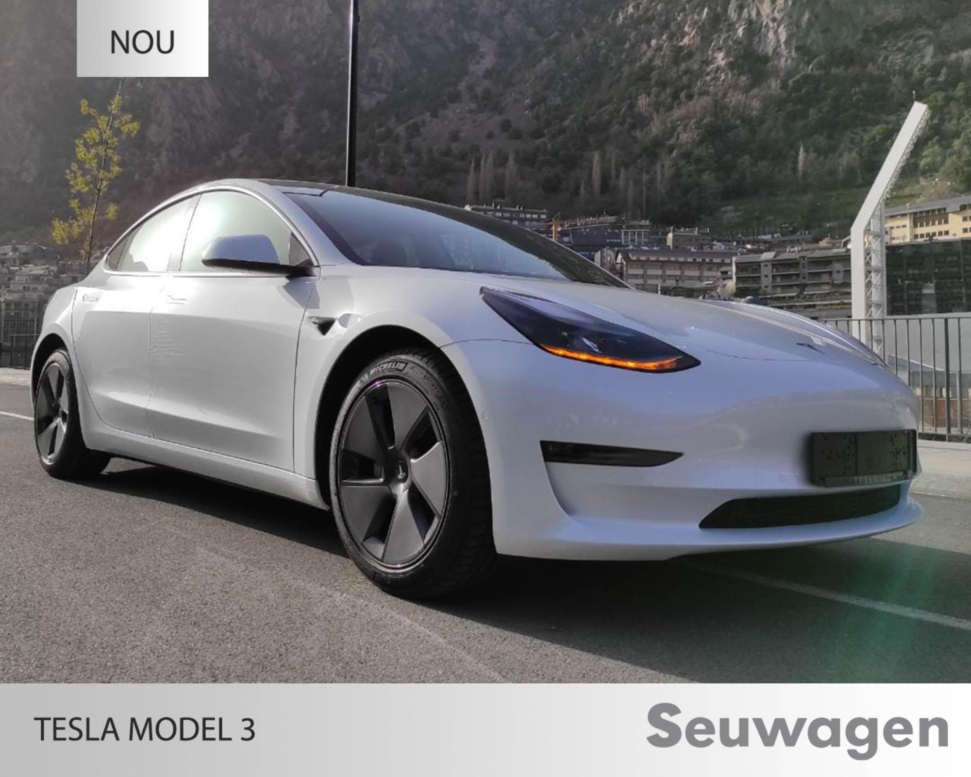 Tesla - Model 3 - standard range    36.990 €