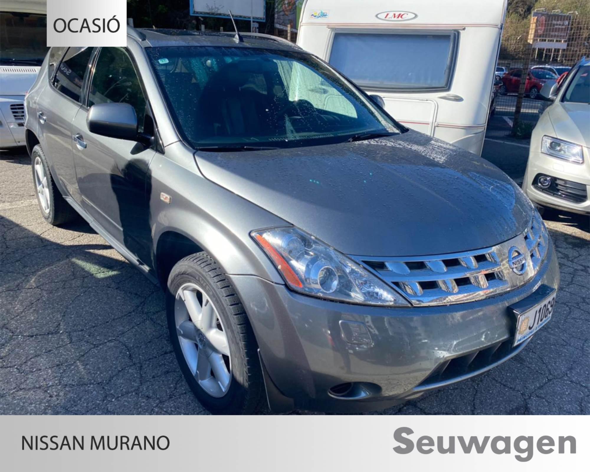 Nissan - Murano   5.900 €