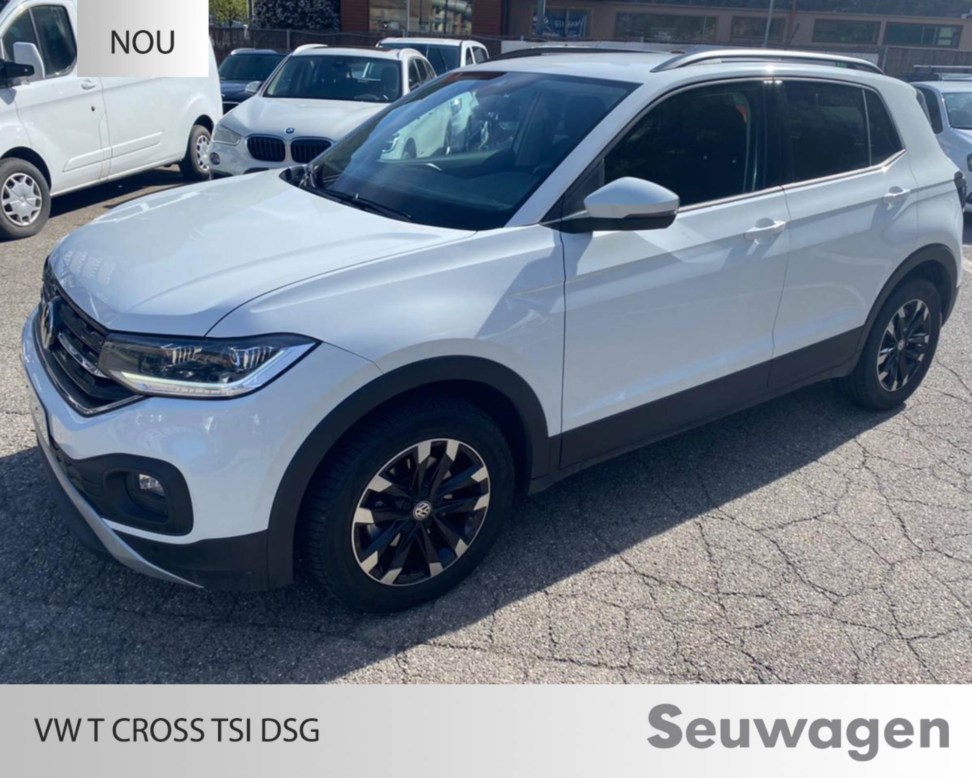 Volkswagen - T-CROSS - ADVANCE 1.0 TSI    A Consultar