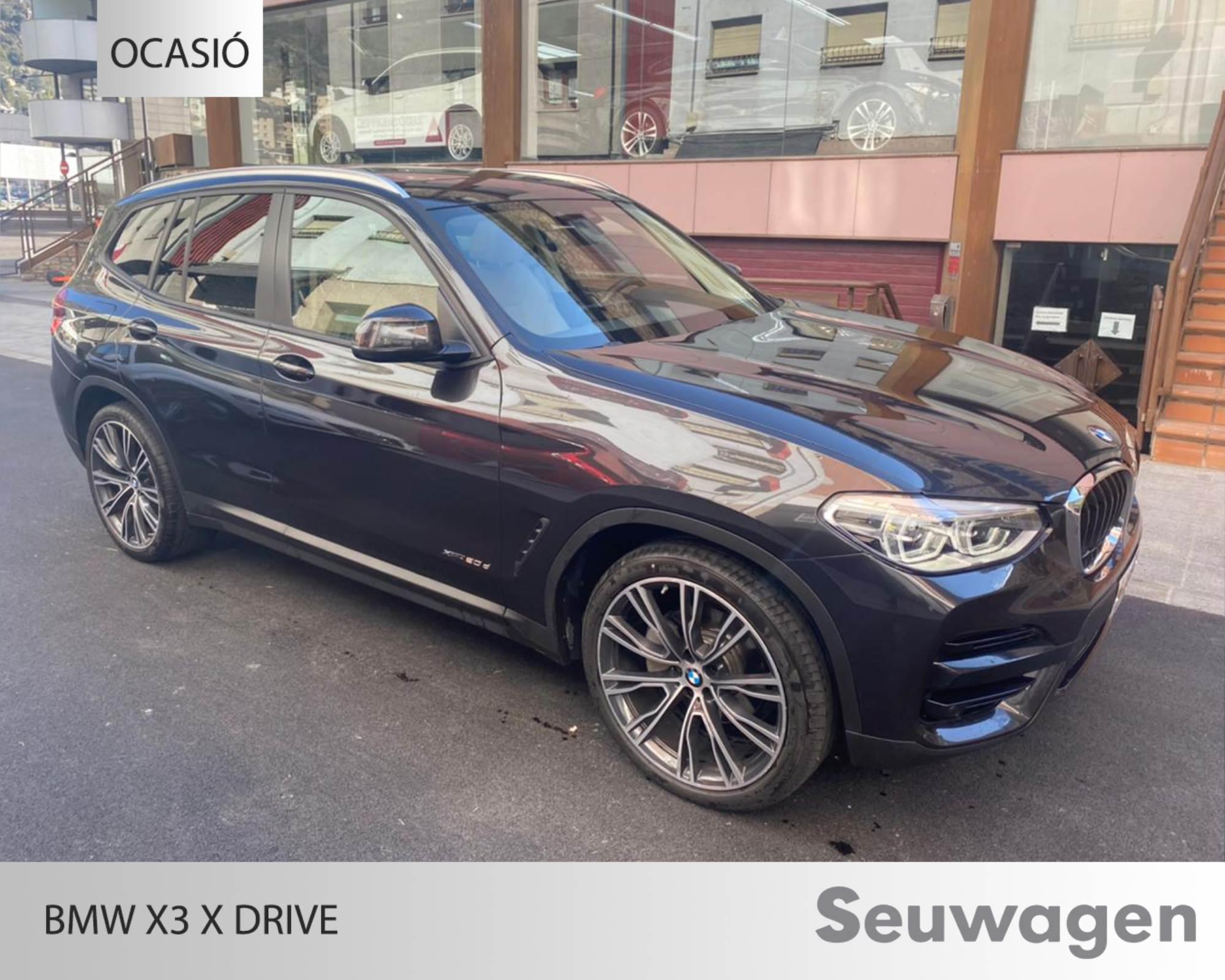 BMW - X3 - X Drive 20 D 190CV   A Consultar