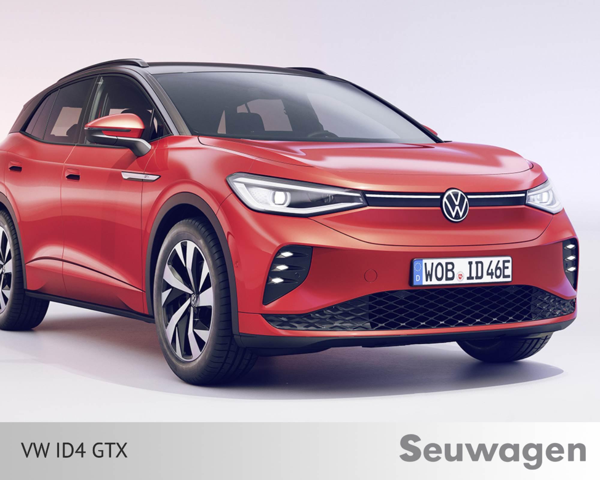 Volkswagen - ID.4 - GTX GTX Elèctric  2021  00 Km