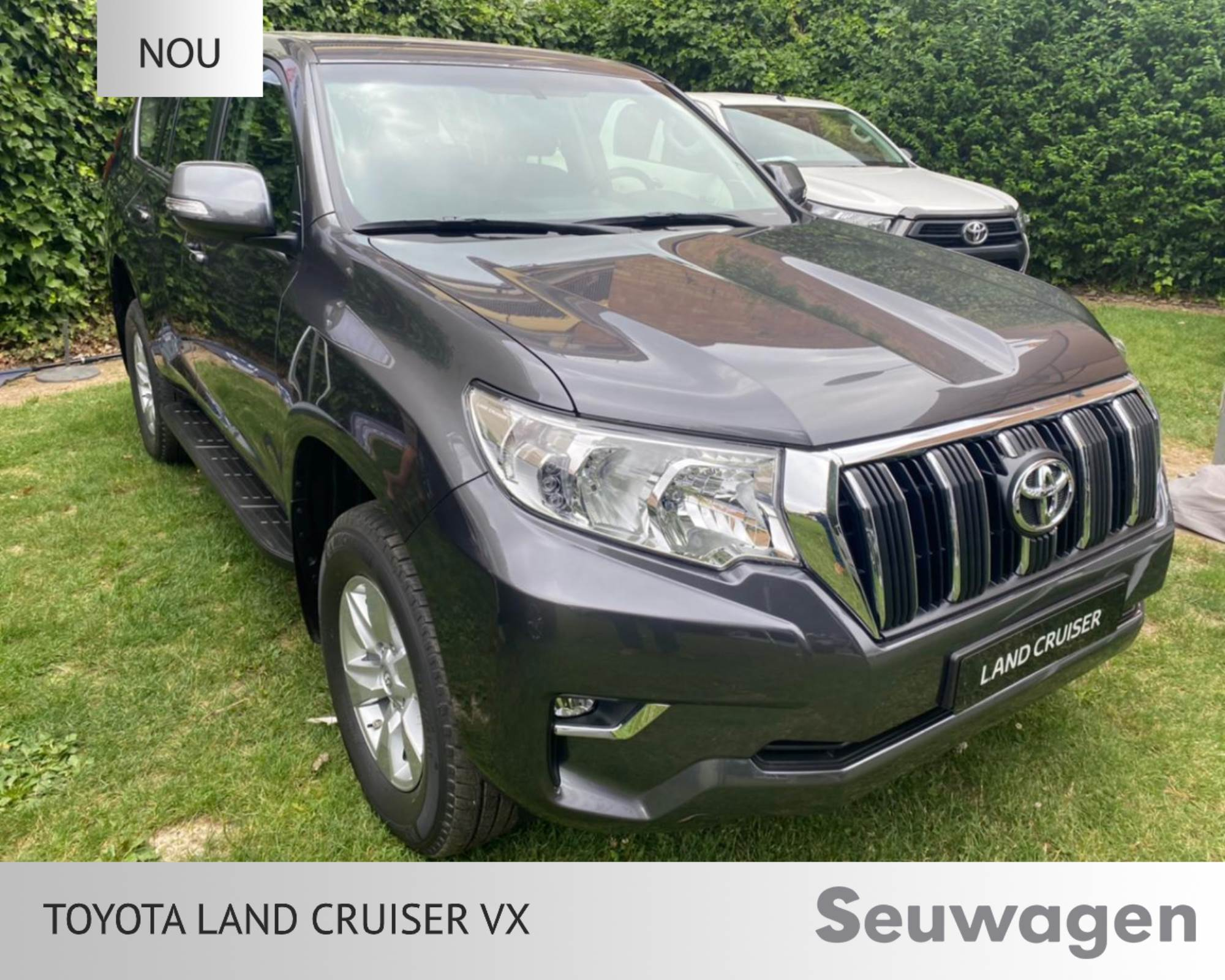 Toyota - Land Cruiser - VX Auto VX Auto Benzina  2021  00 Km