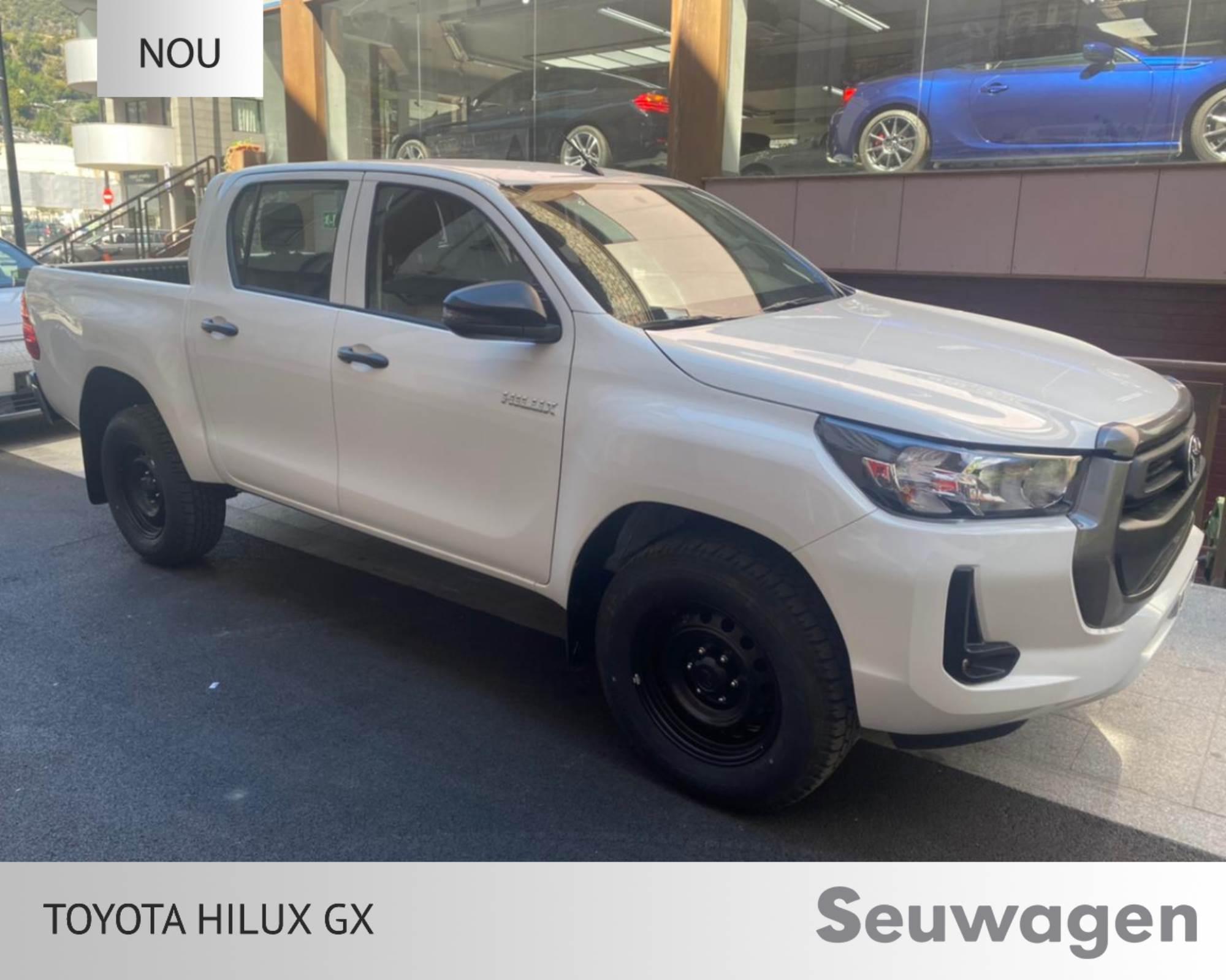 Toyota - Hilux - GX GX Benzina  2021  00 Km