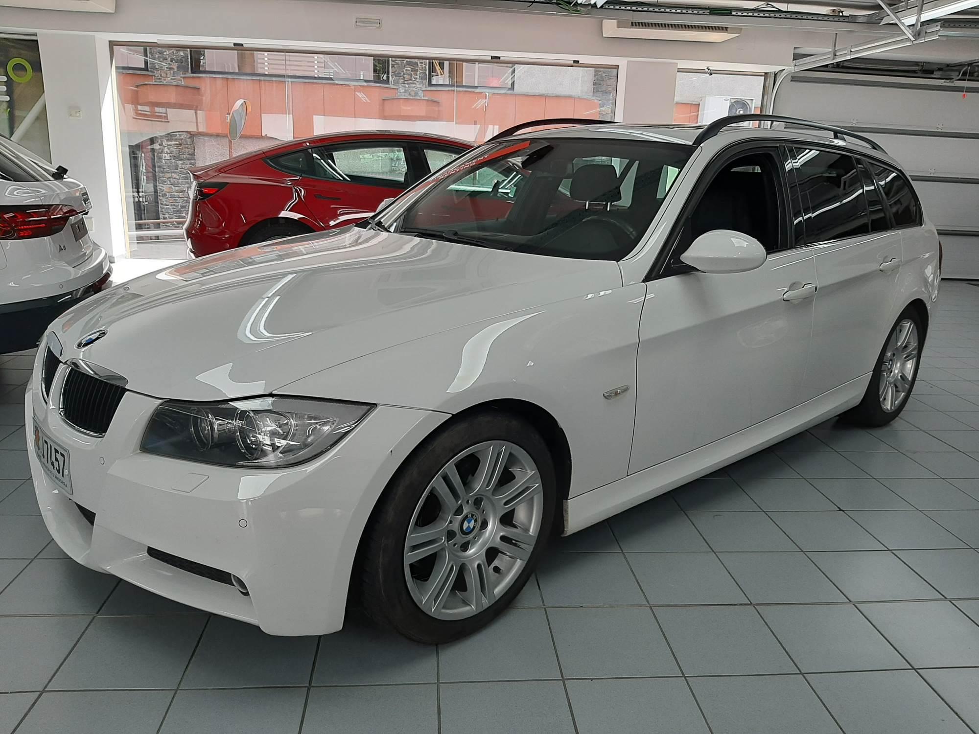BMW - 320 D - 177CV AUTO  177CV AUTO  Dièsel  2008  120.776 Km