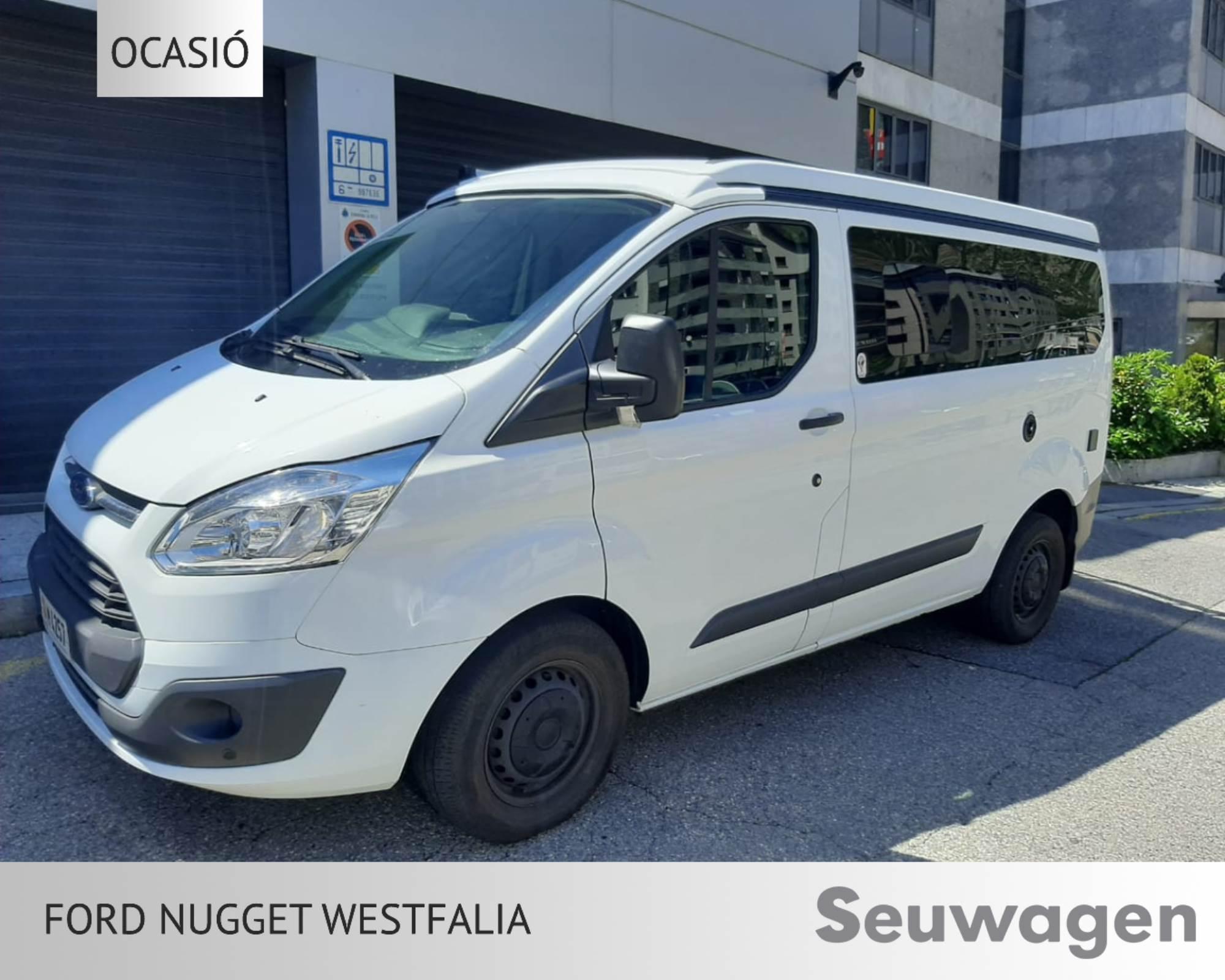 Ford - Transit Custom - Nugget Westfalia   34.900 €
