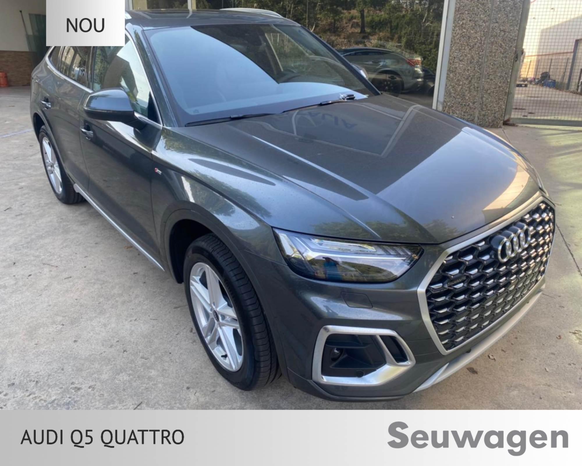 Audi - Q5 - 40 TDI Quattro 40 TDI Quattro Benzina  -  00 Km