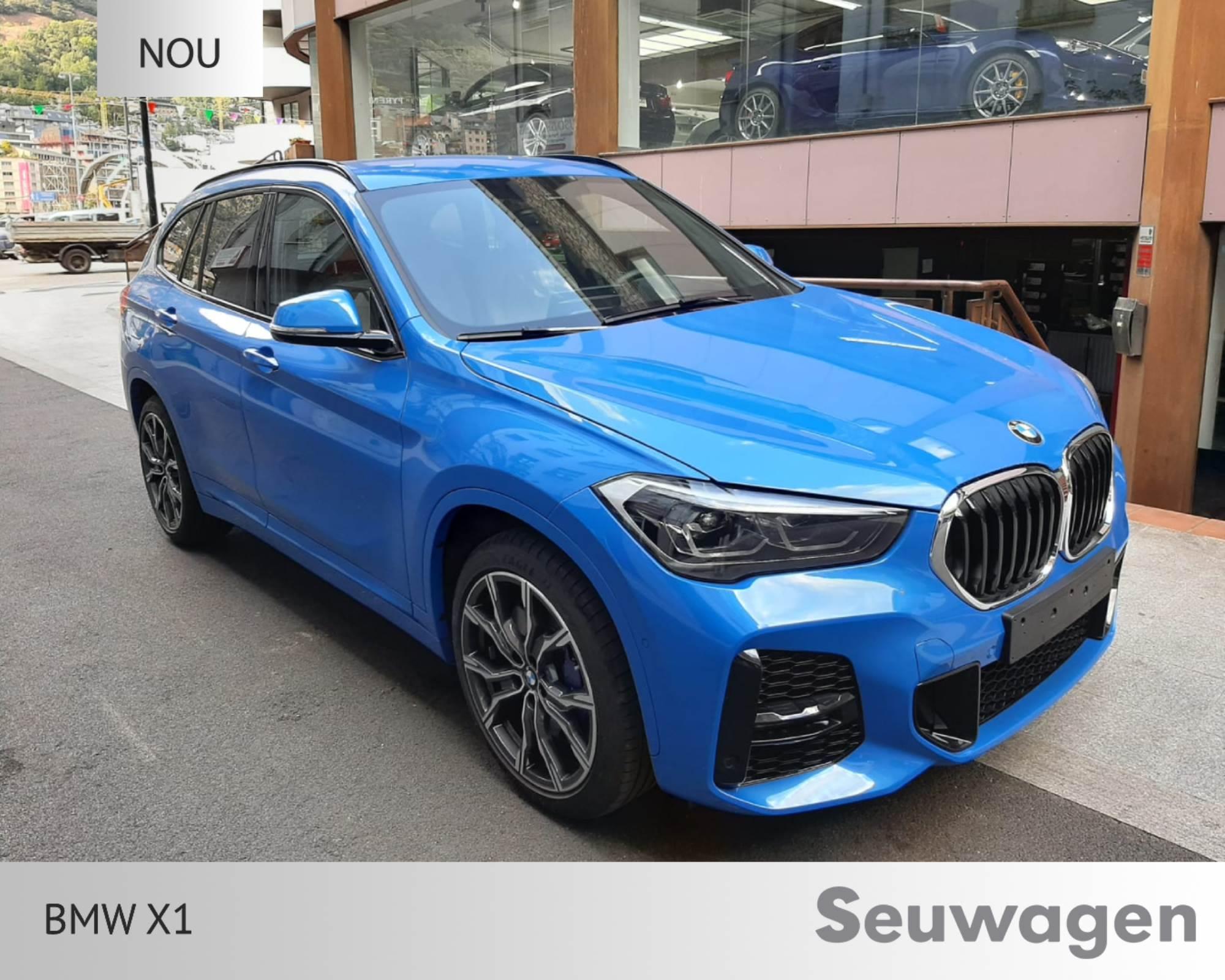 BMW - X1 - XDRIVE 25 I 232CV XDRIVE 25 I 232CV Benzina  2021  00 Km