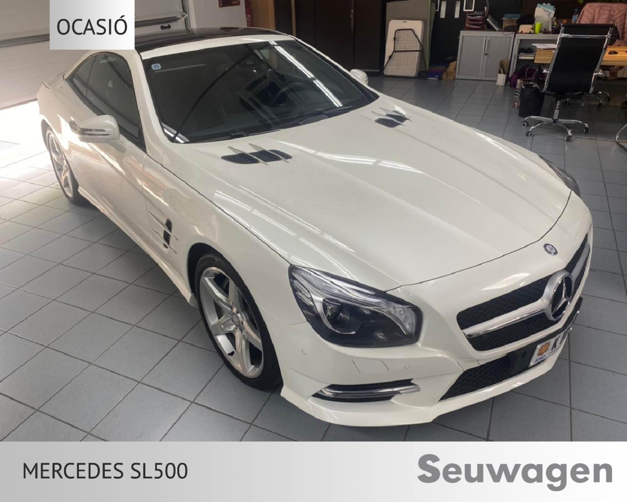 Mercedes-Benz - SL 500   A Consultar