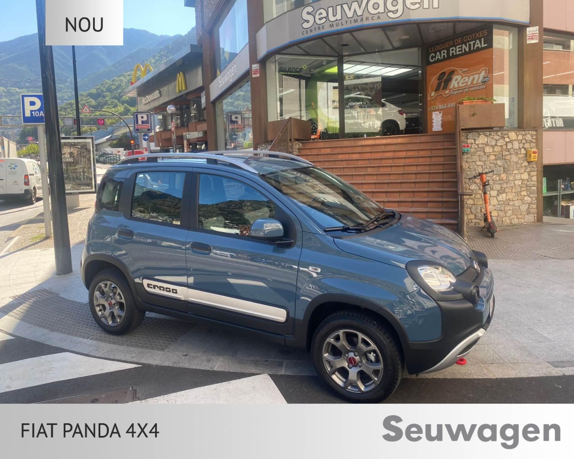 Fiat - Panda - 4x4 4x4 Benzina  2021  00 Km