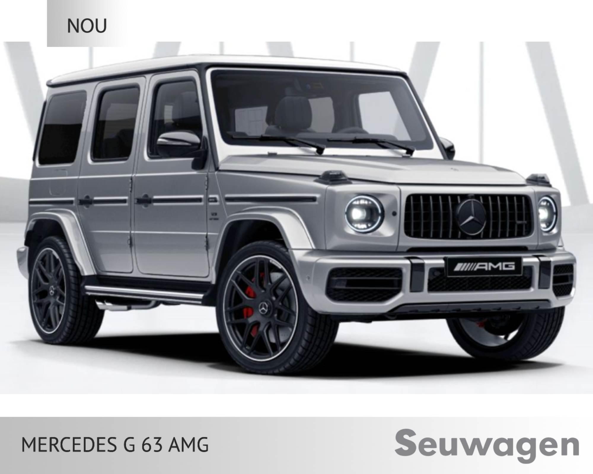Mercedes-Benz - AMG G 63 - AMG G 63 AMG G 63 Benzina  2021  00 Km