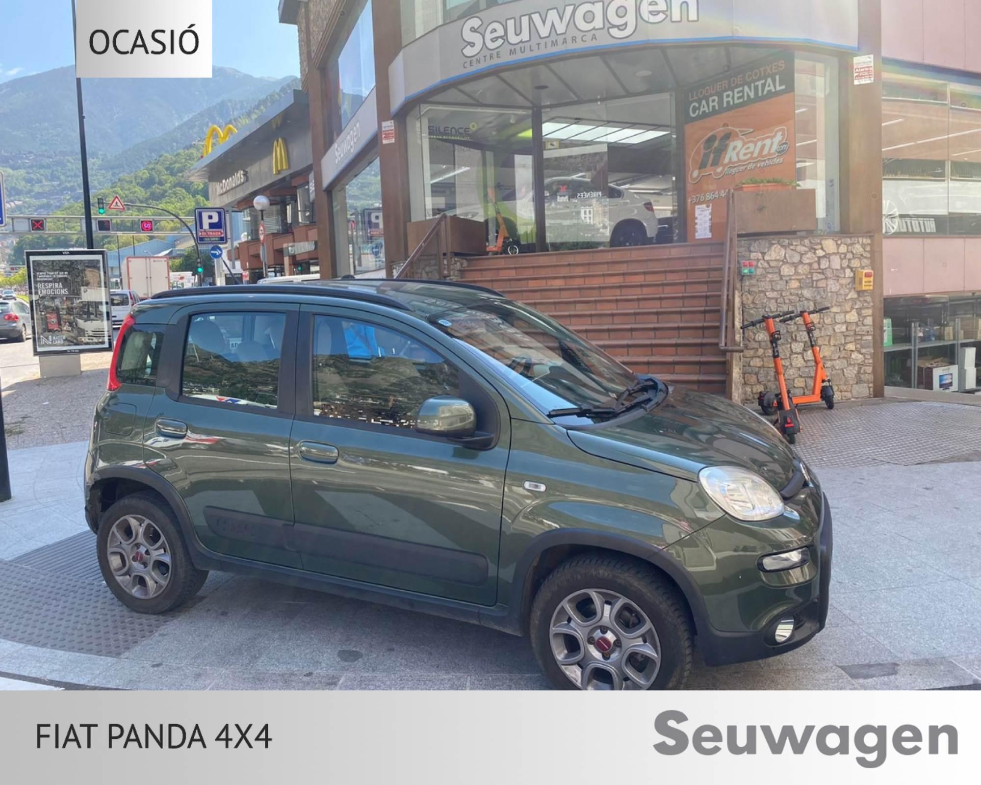 Fiat - Panda - 4x4 4x4 Dièsel  2015  152.000 Km