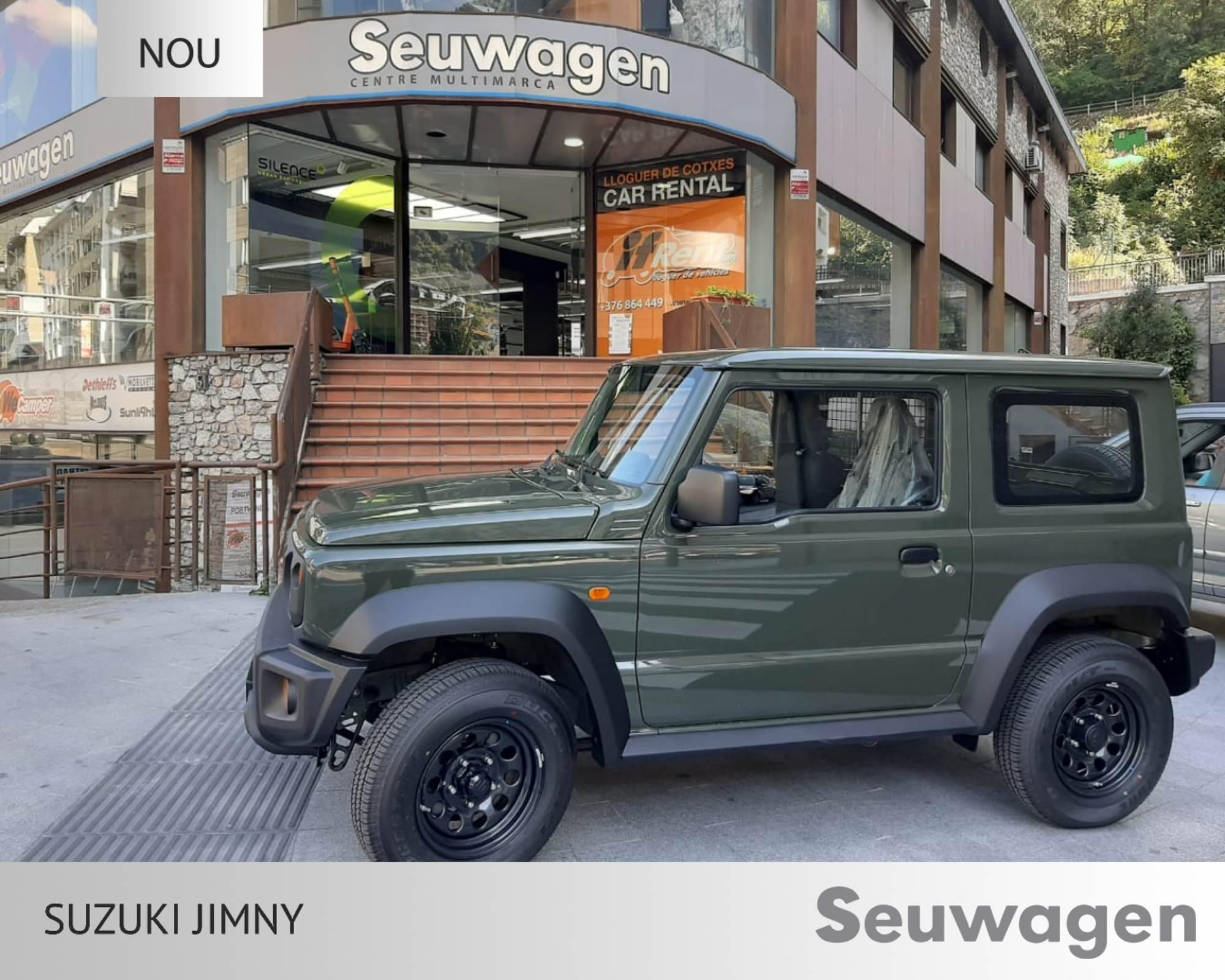 Suzuki - Jimny - Mode3 Mode3 Benzina  2021  00 Km
