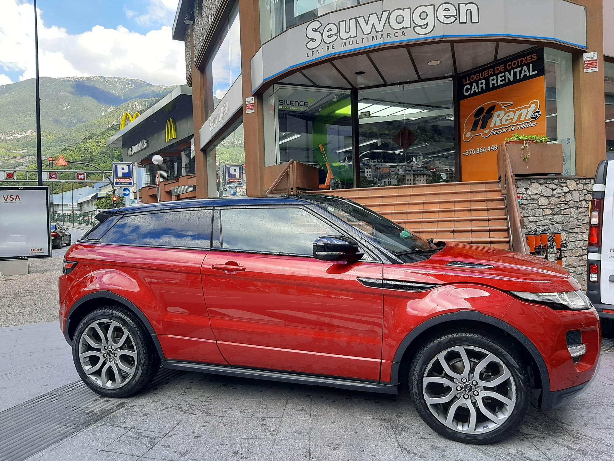 Land Rover - Range Rover Evoque - 2.2 - 190cV 2.2 - 190cV Dièsel  2011  131.700 Km