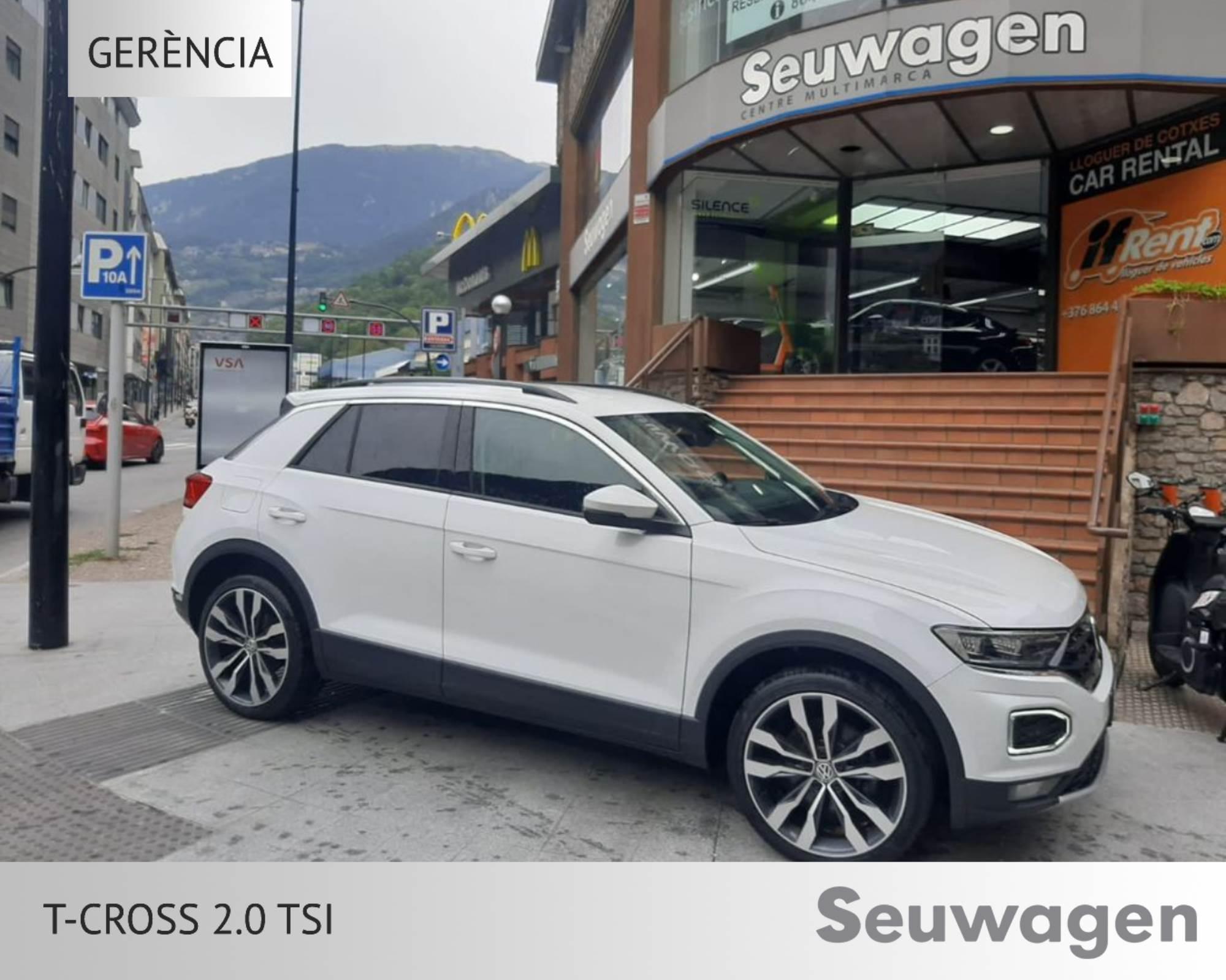 Volkswagen - T-Roc - TSI TSI Benzina  2020  17.000 Km