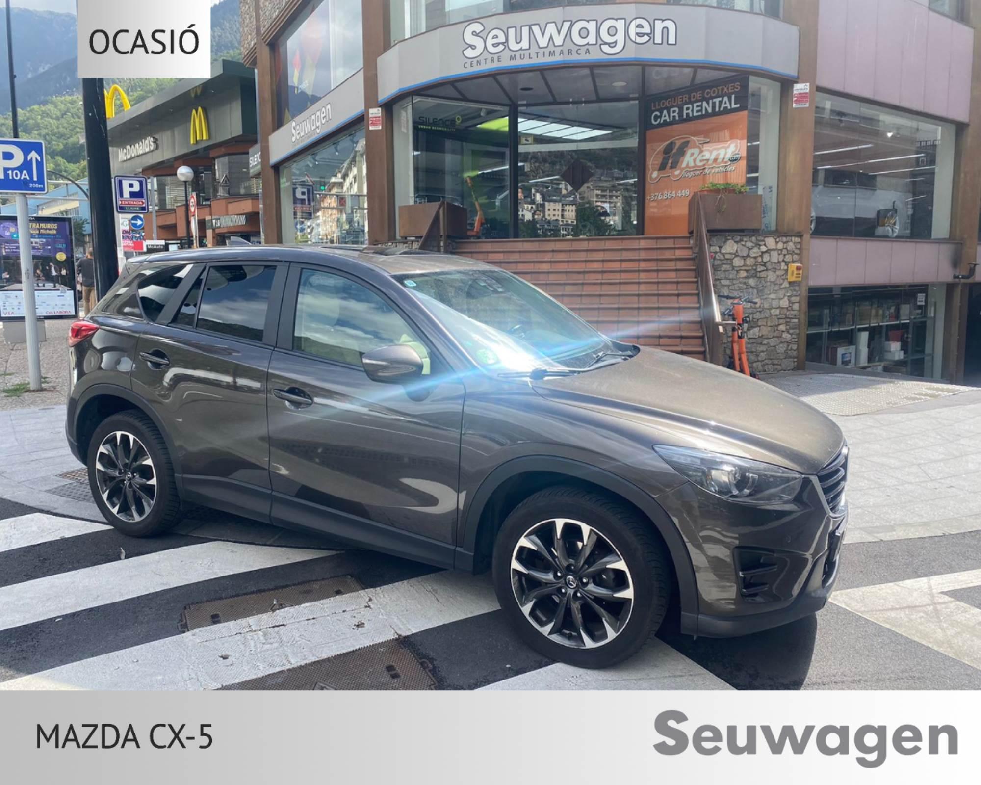 Mazda - CX-5 - 2.2D AWD 2.2D AWD Dièsel  2015  141.000 Km