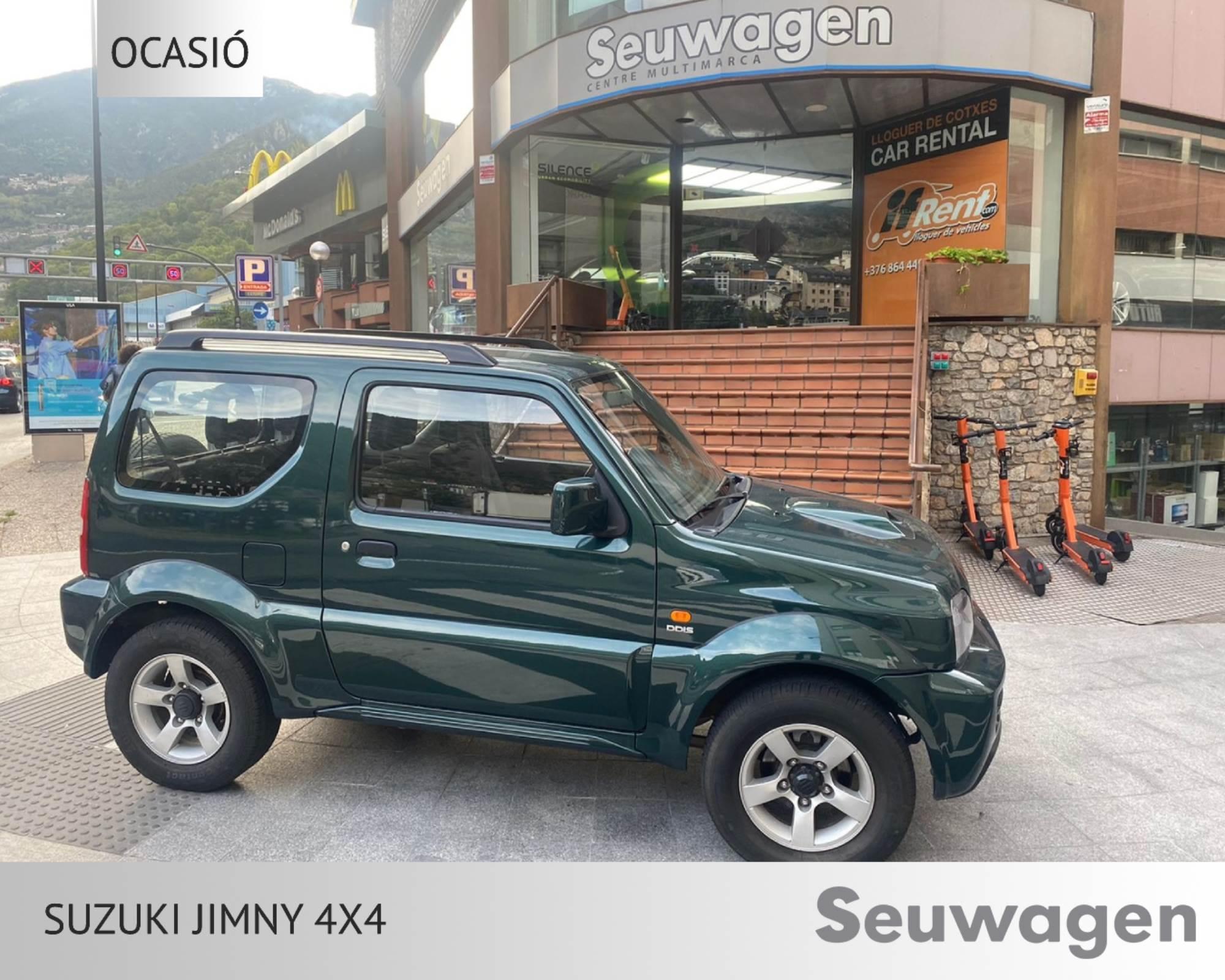 Suzuki - Jimny - DDIS DDIS Dièsel  2006  118.000 Km