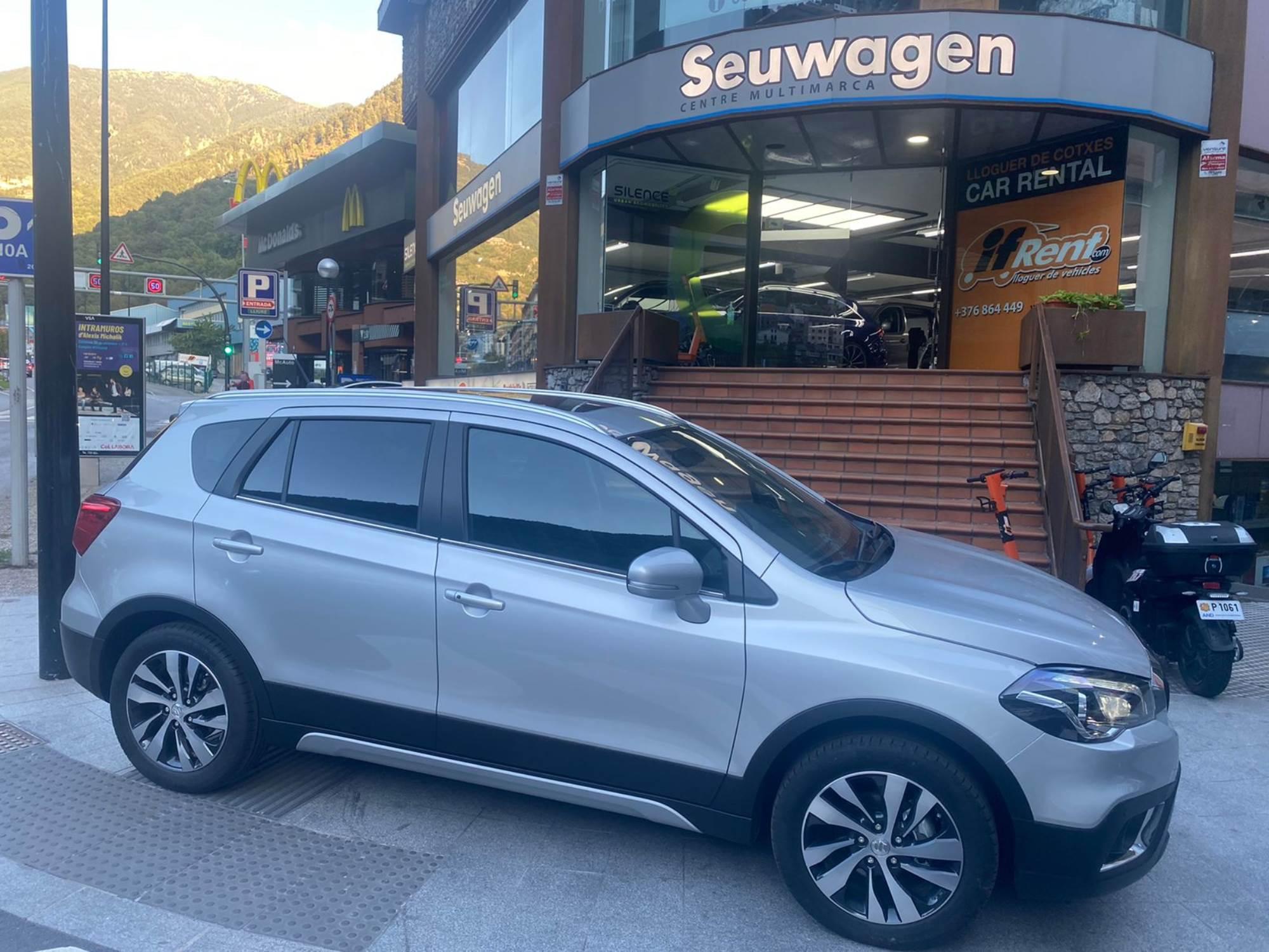 Suzuki - S-Cross - GLX/SR 4WD    A Consultar