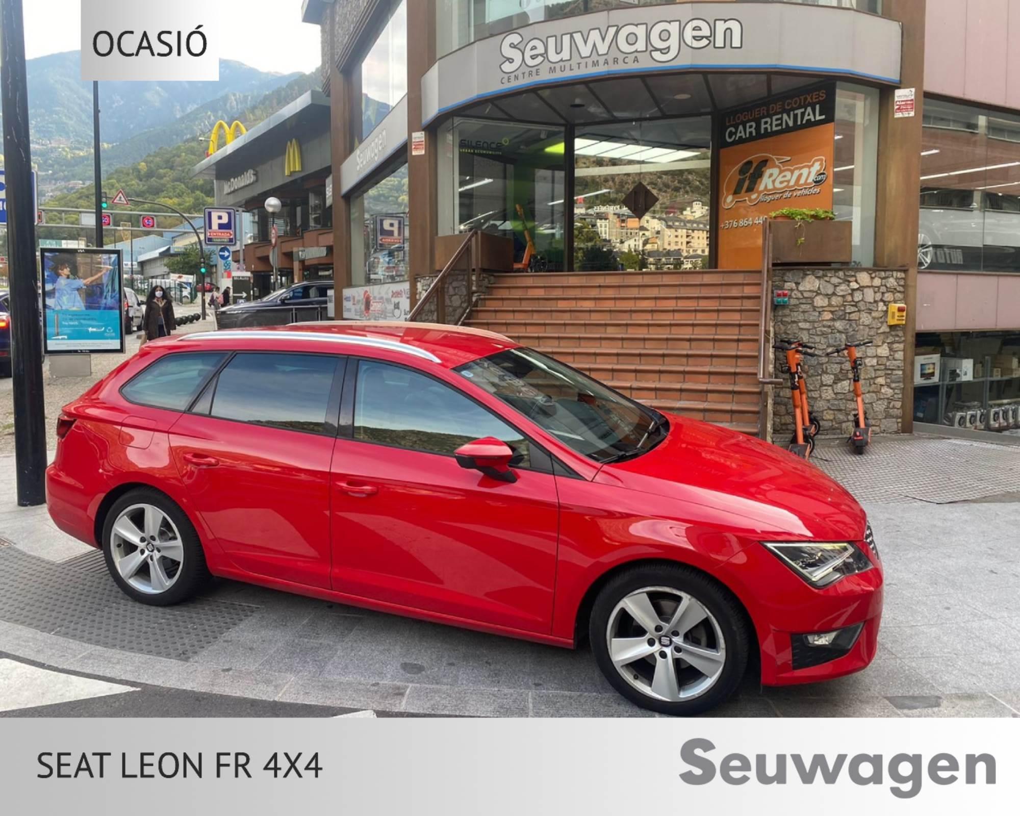 Seat - Leon - FR FR Dièsel  2015  132.000 Km
